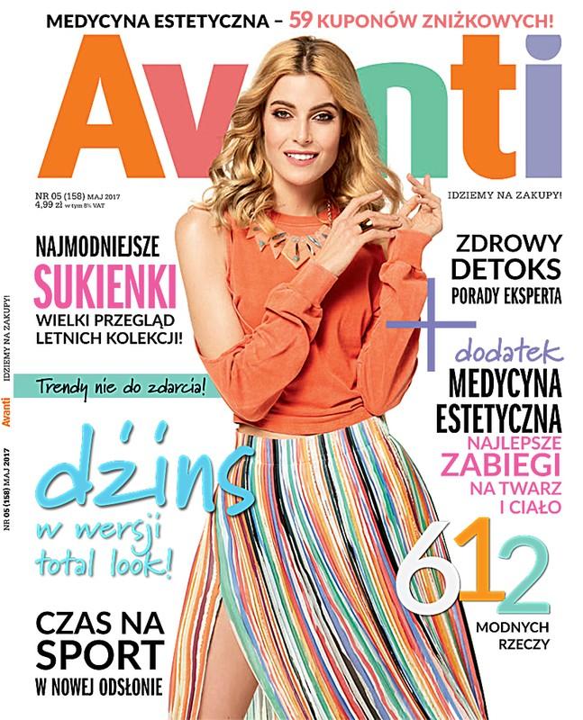 MEDIF_FOR_AESTHETICS_OKŁADKA_AVANTI_052017
